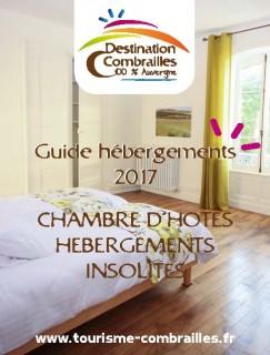 Guide des Chambres d'Hôtes 2017