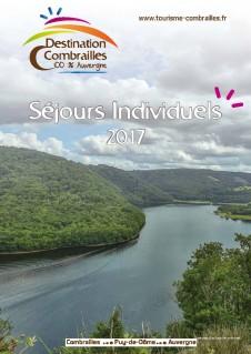Séjours individuels 2017