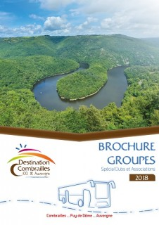 Brochure Groupes clubs et associations 2018