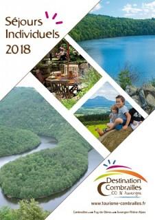 Brochure Séjours individuels 2018
