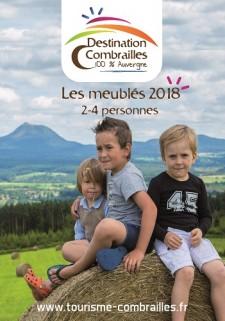 Gîtes et Meublés 2/4 pers. 2018