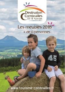 Gîtes et Meublés +6 pers. 2018
