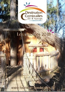 Hébergements Insolites 2018