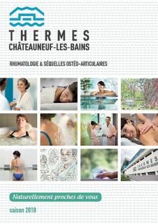 Thermes de Châteauneuf les Bains 2018