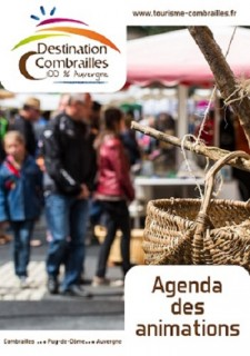 Agenda des animations octobre 2019