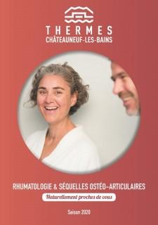 Thermes de Châteauneuf les Bains