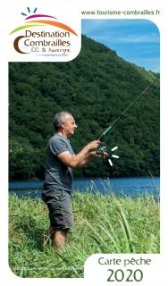Carte pêche Combrailles