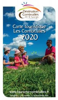 Carte Touristique Combrailles