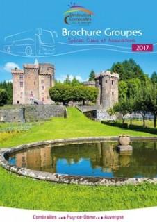 Brochure Groupes Spécial Clubs et Associations 2017