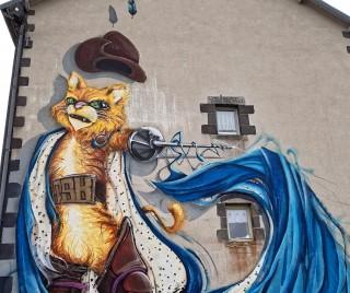 Original walk to discover Cat Street Art