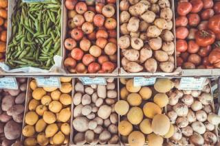 Les marchés locaux ouverts