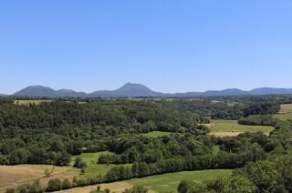La Chaîne des Puys et les Volcans d'Auvergne