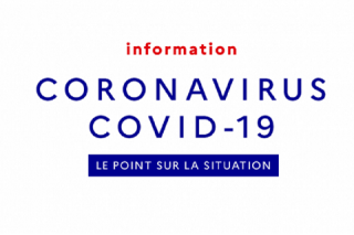 Informations spéciales Covid-19