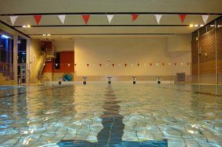Aller à la piscine