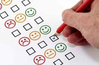 Questionnaire de satisfaction en ligne