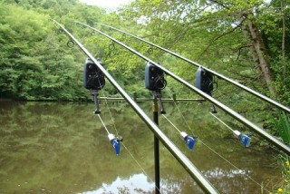 Sale and rental of fishing equipment in Combrailles