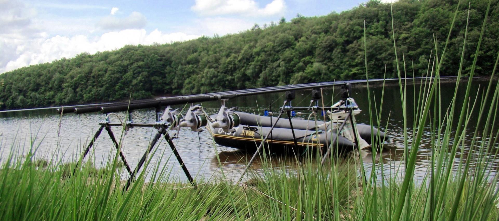 pêche en Combrailles