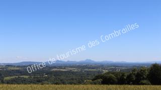 paysage-des-combrailles Chaine des Puys auvergne