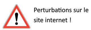 perturbations-sur-le-site-internet