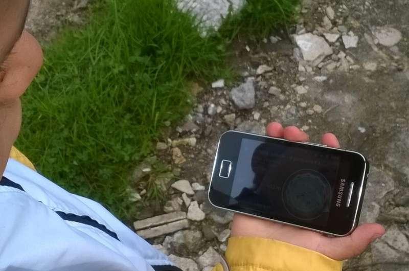 recherches-caches-avec-smartphone