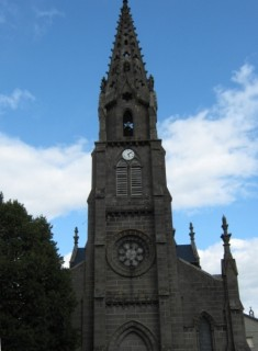 PAT Eglise St Jean Baptiste à Loubeyrat