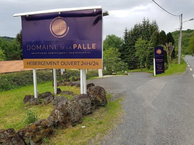 Domaine de la Palle Pontgibaud